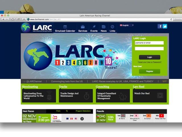 LARC's (Latin American Racing Channel)